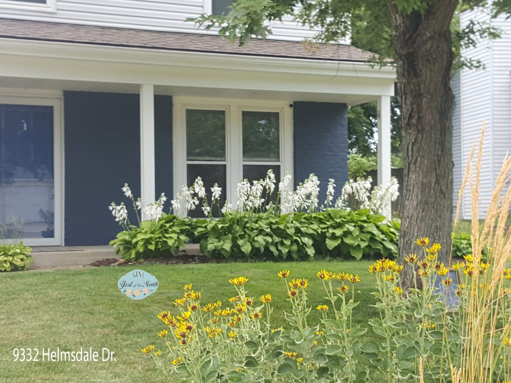 August 2019 Yard of the Month
